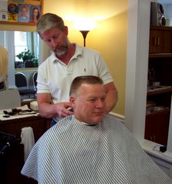 Barbershop Jack : Dillard Street Barbershop